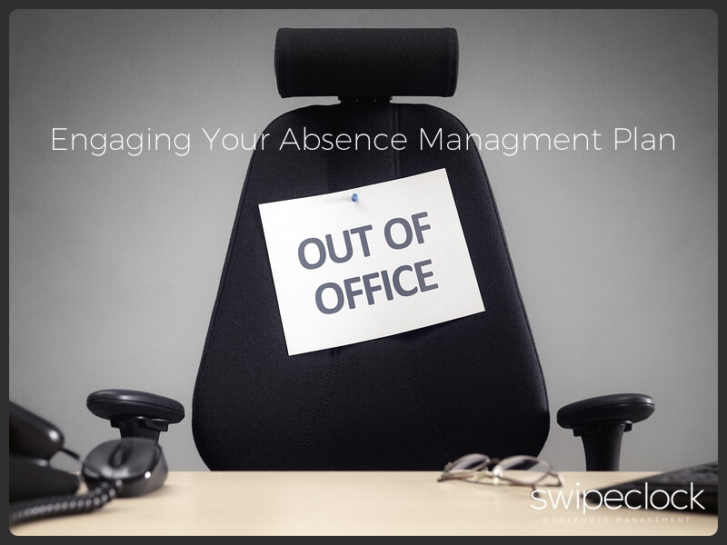 Absence management planning