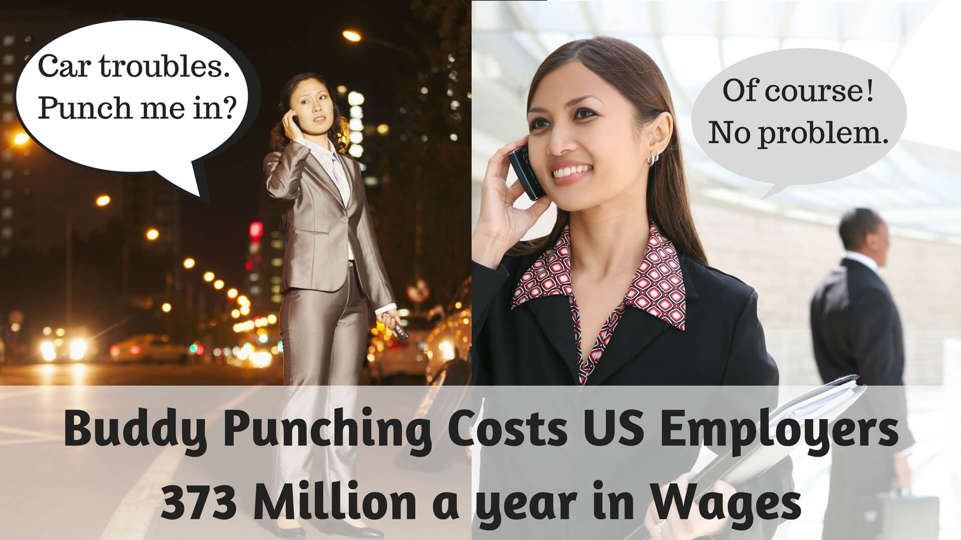 Buddy Punching Costs Employers Millions Each Year