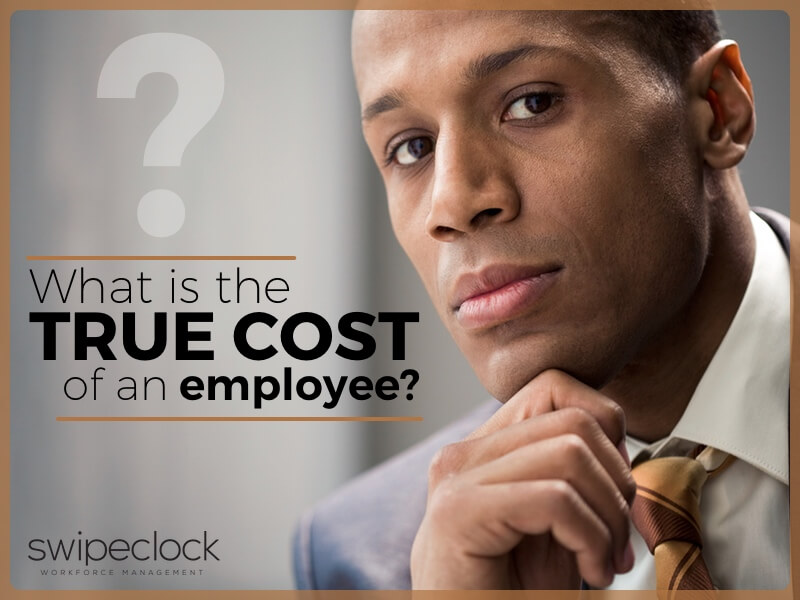 the cost of an employee