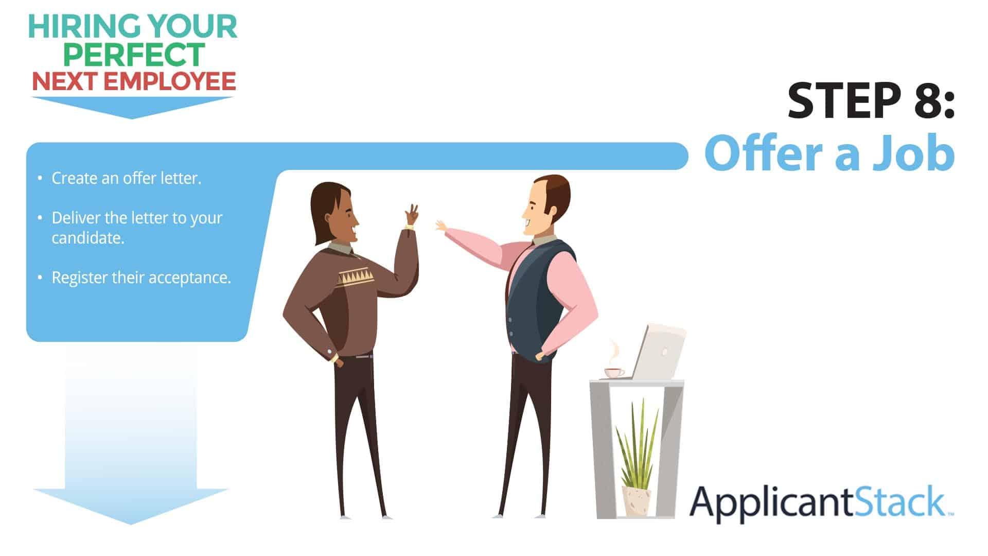 Offer a Job