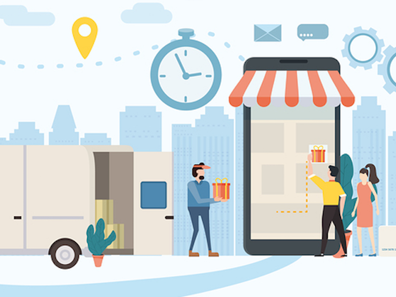 geofencing for mobile employees