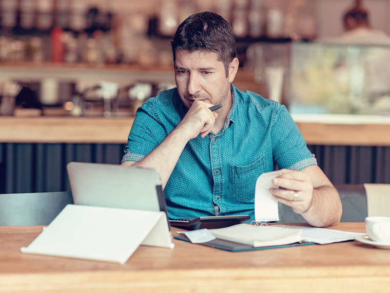 small business expense reports