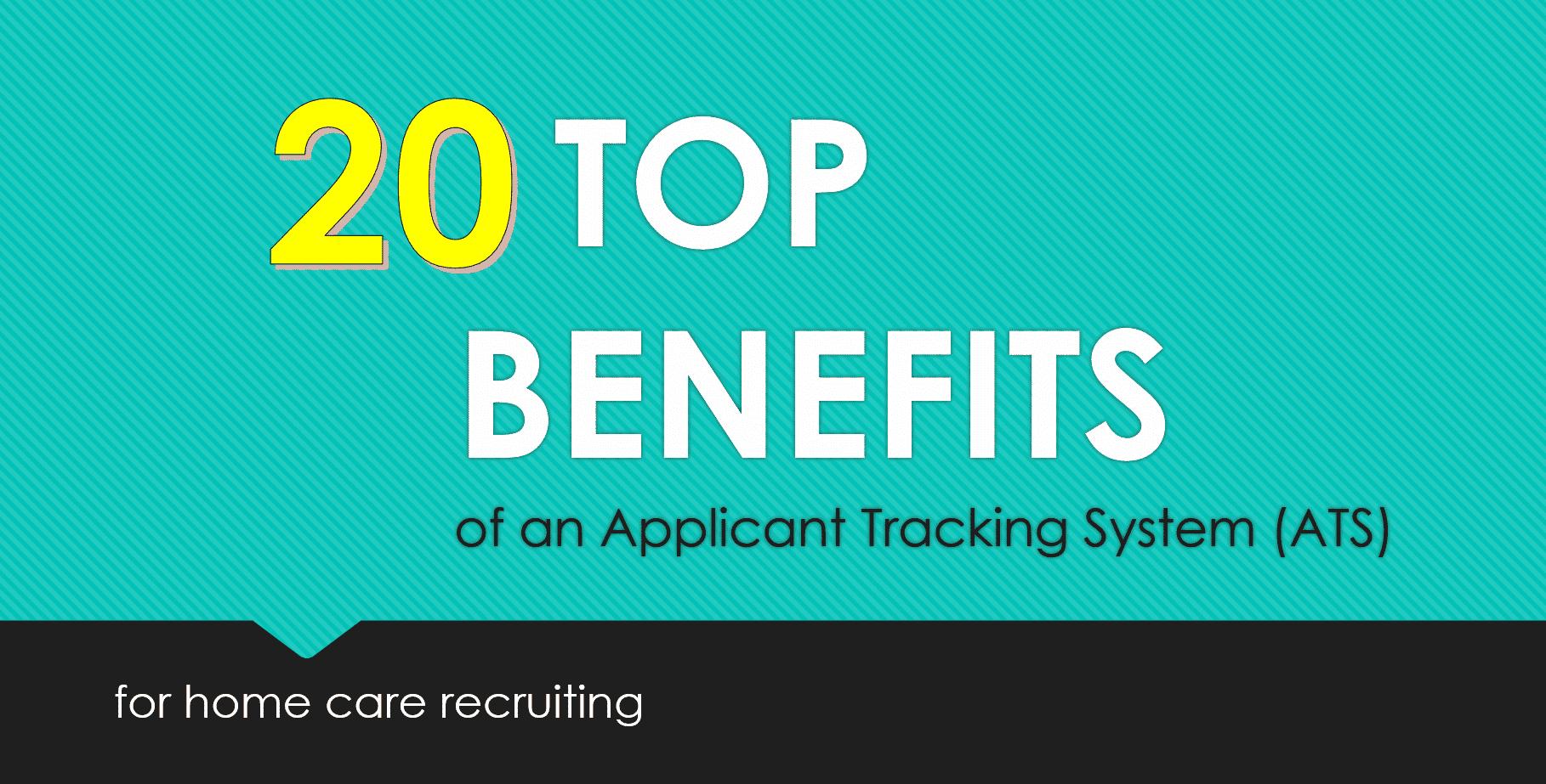 20 top benefits banner