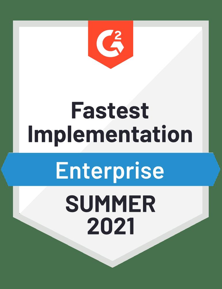 fastest-implementation-g2-summer