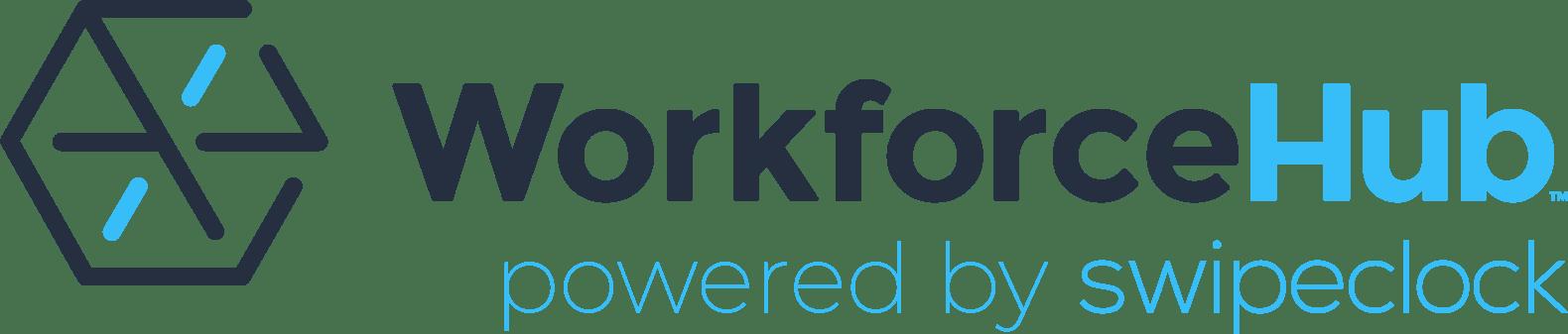WorkforceHub_Logo_Swipeclock_2Color_RGB